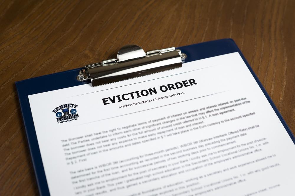 eviction process NY, eviction movers